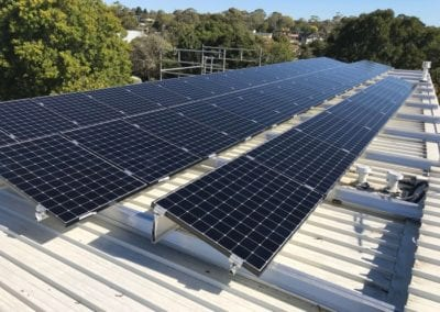 MT Eliza Domestic Solar Installation